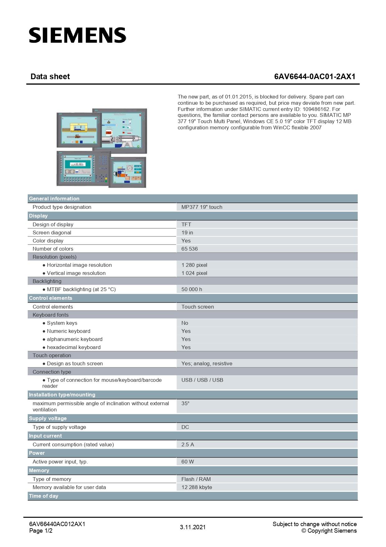 6AV6644-0AC01-2AX1_DATASHEET